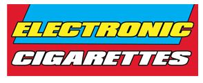 Electronic cigarettes vapor yellow large banner sign 3x8ft