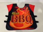 BEST BBQ Referee style vest LARGE