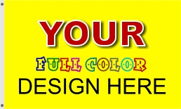 A1 YOUR DESIGN custom flag banner 3x5ft