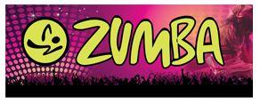 Zumba Purple Large Banner Sign 3x8ft 226 Zumba 59 00
